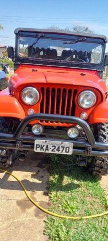 Jeep Willys 1957 - Foto 9