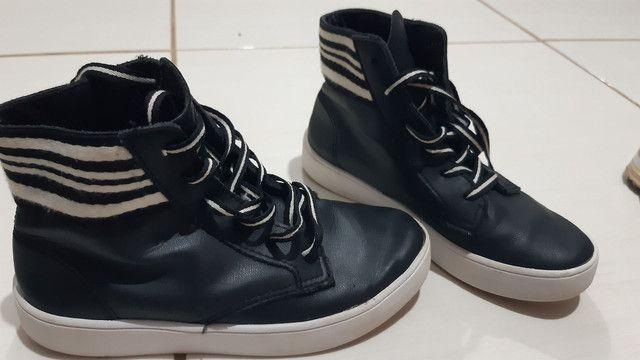 Lote de sapatos 200$ tamanho de 32 a 34 - Foto 2