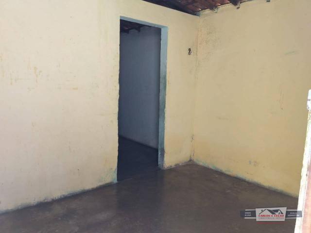 Casa com 1 dormitório à venda, 60 m² por R$ 30.000,00 - Liberdade - Patos/PB - Foto 7