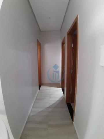 Casa com 2 dormitório à venda, 57 m² por R$ 280.000 - Jardim das Oliveiras II- Foz do Igua - Foto 3