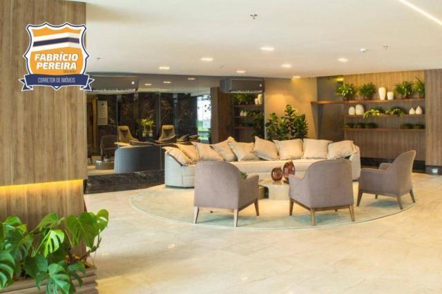 Apartamento com 3 dormitórios para alugar, 96 m² por R$ 1.900/mês - Mirante - Campina Gran - Foto 10