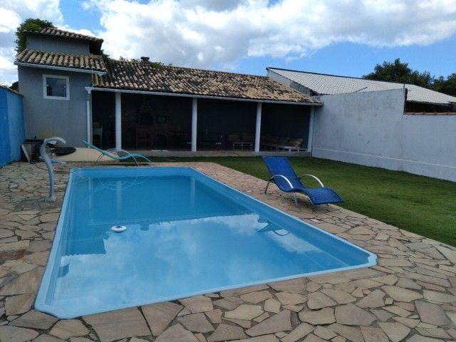 Maravilhosa Casa de 3 quartos com piscina e sauna em Itaipuaçu - Foto 4