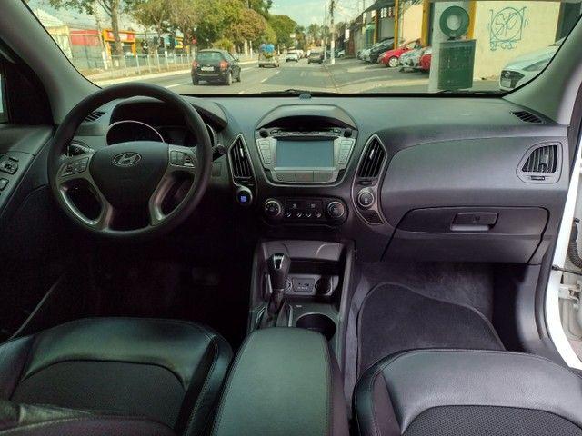 HYUNDAI IX35 GLS 2017 COMPLETO AUTOMÁTICO + COURO  - Foto 11