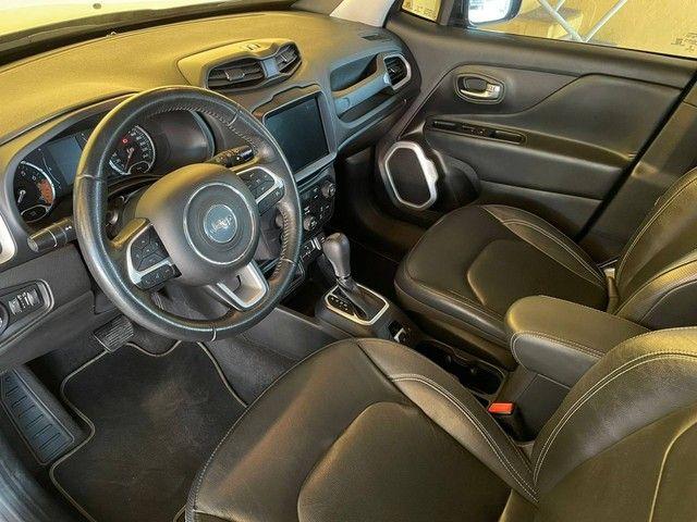 RENEGADE 2018/2019 1.8 16V FLEX LONGITUDE 4P AUTOMÁTICO - Foto 7