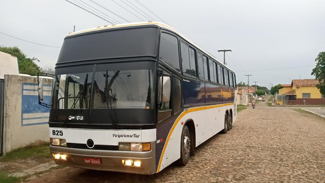 ONIBIS SCANIA 113 ANO 96