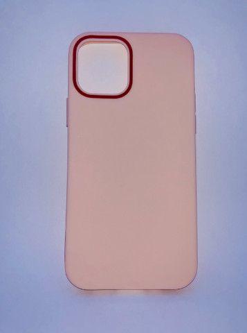 Case / Capinha simples lisa iPhone 12 Mini (5.4) (Aceito cartão) - Foto 4