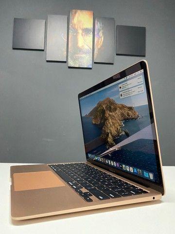 "Macbook Air Gold 2020 13"" - i3- 8GB Ram - 256GB SsD - Oportunidade"