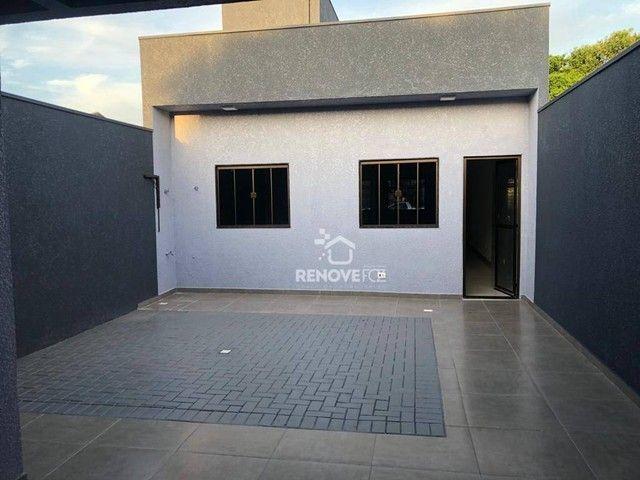 Casa com 2 dormitório à venda, 85 m² por R$ 320.000 - Jardim Ipê II - Foz do Iguaçu/PR - Foto 14