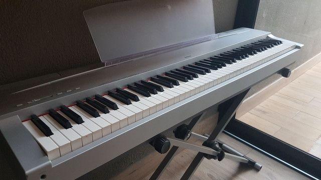 Piano Digital P70 Yamaha - Estado de novo