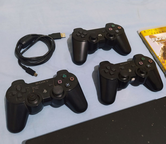 Playstation 3 Slim  - Foto 3