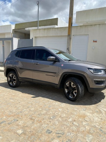Jeep Compass Trailhawk 2.0 Diesel 4x4 2017