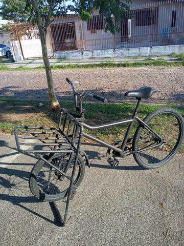 Bicicleta reforçada para carga - Foto 5