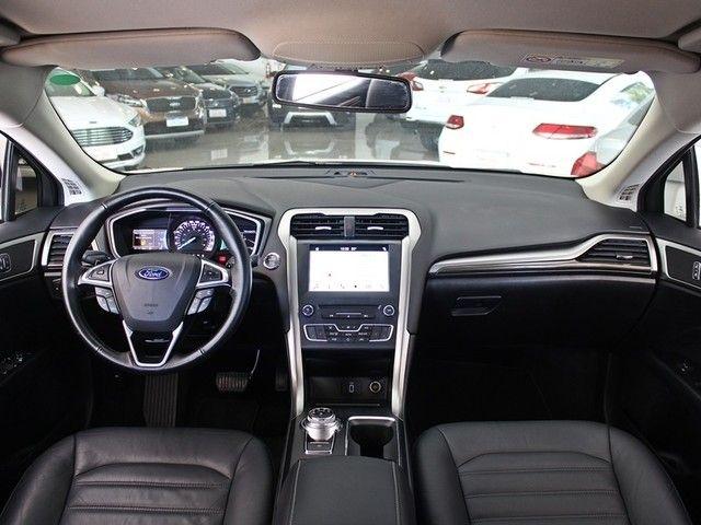 Ford Fusion 2.0 SEL ECOBOOST 4P GASOLINA AUT - Foto 3