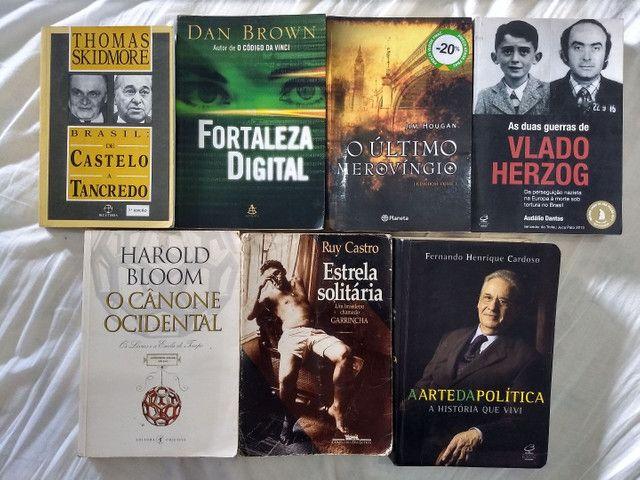 Livros Clássicos - Diversos Títulos