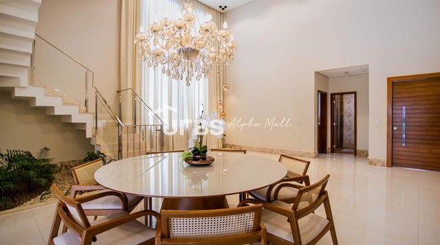 Casa de condomínio para venda com 410 metros quadrados com 4 quartos em Jardins Paris - Go - Foto 6