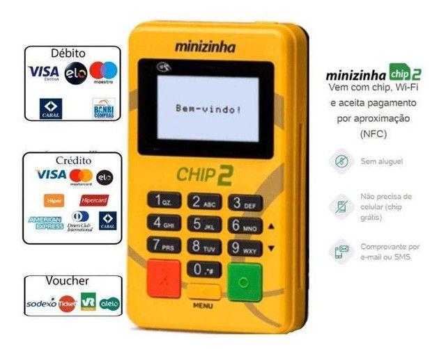 Máquinas de Cartão a partir de R$ 25,00 - Foto 3