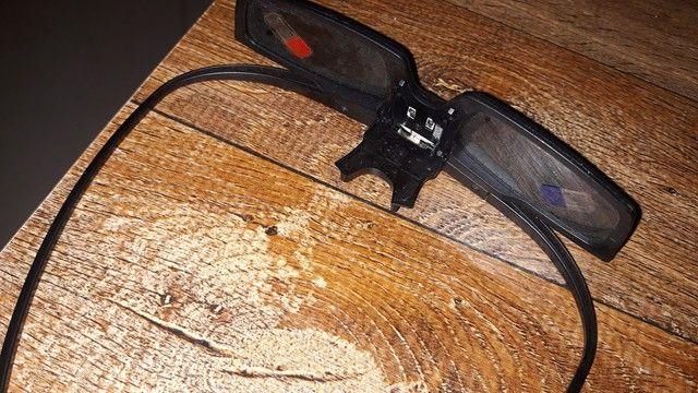 óculos 3 d pra jogos - Foto 2