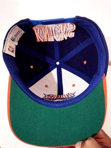 Boné Knicks anos 90 - Foto 3