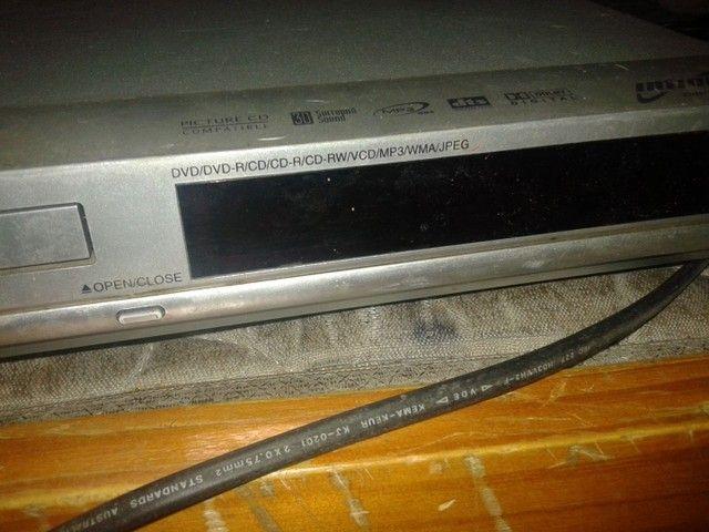 aparelo de DVD Semp Toshiba  canhão queimado  - Foto 4