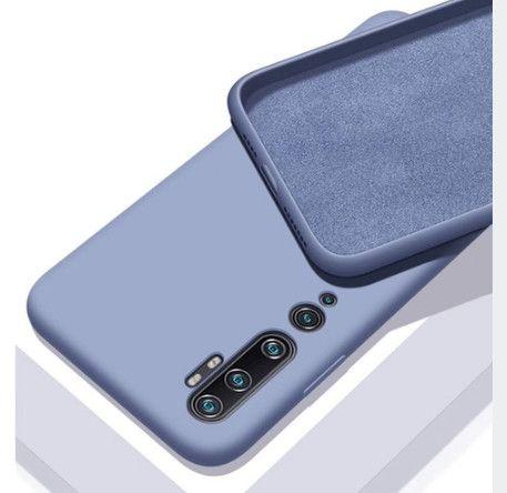 Case / Capinha de Silicone Xiaomi Mi Note 10 (Aceito cartão) - Foto 4