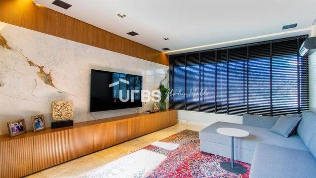 Casa de condomínio para venda tem 400 metros quadrados com 4 quartos em Jardins Paris - Go - Foto 5
