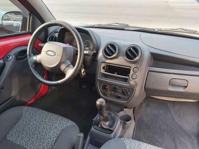 Ford Ka 2013 Flex 1.0 8v - Completo / 35.000 KM Rodados - Foto 7