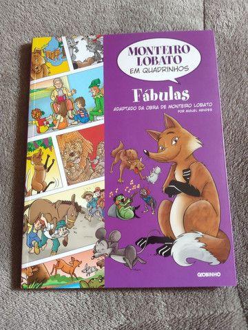 Coleção livros Monteiro Lobato - Foto 4
