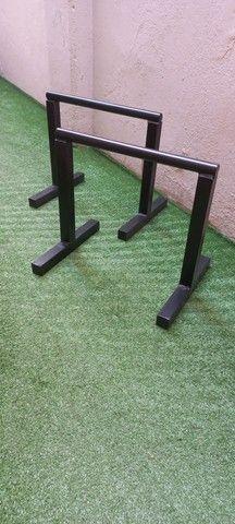 Equipamento barreiras salto pliométrico