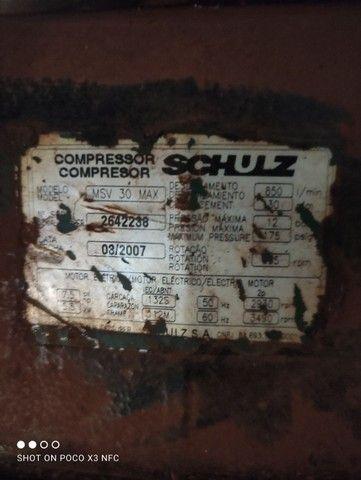 Compressor de ar schulz - Foto 3