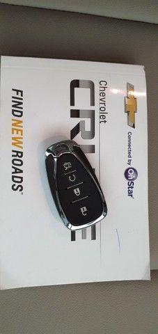 Chevrolet Cruze LTZ 1.4 Turbo 2018/2018 - Cor Prata 33.041 KM - Foto 19