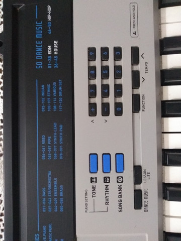 Teclado Casio CTK-1550 - Foto 5
