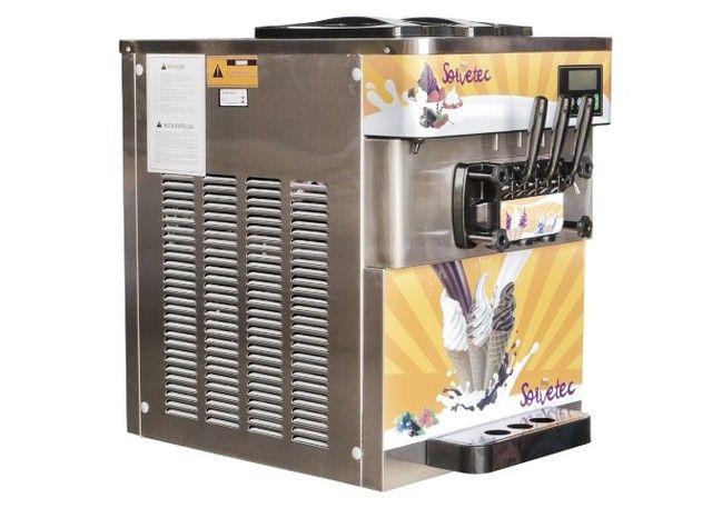 Máquina de Sorvete Expresso, Açaí e Frozen - Foto 4