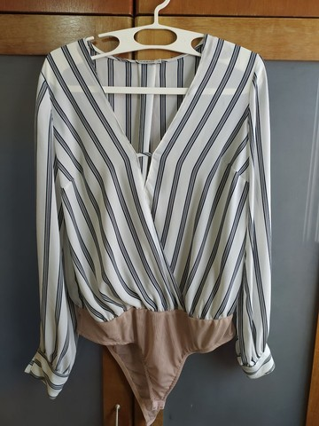 camisa body Le Lis Blanc G