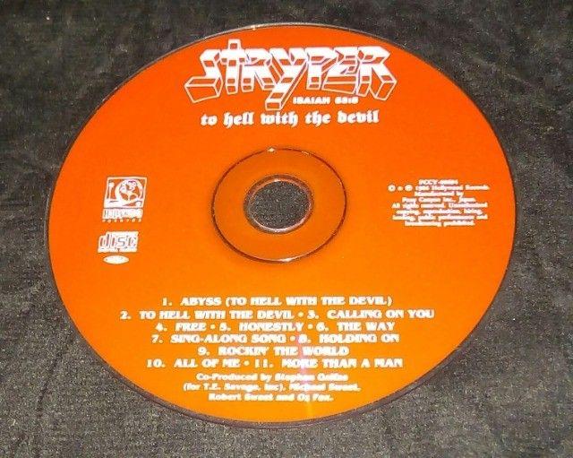 Angra - Holy Land e outros. (Overkill,Stryper) - Foto 6