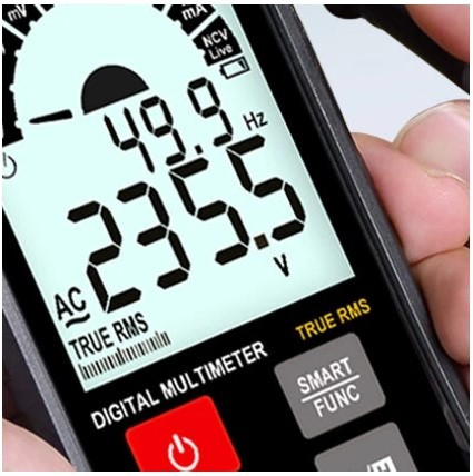Multimetro Smart com Amprímetro (NOVO) - Foto 2