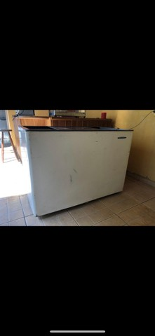 Freezer + transformador, funcionando perfeitamente! - Foto 2