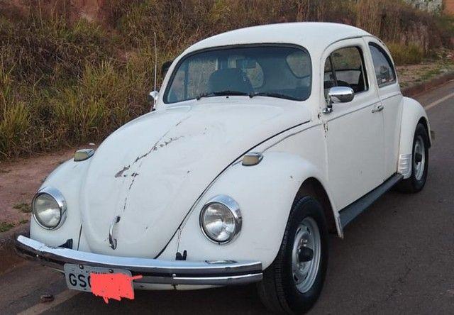Vw Fusca 1980 1300