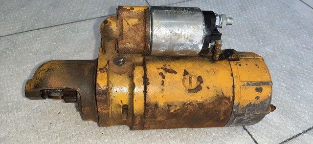 Motor de partida de 24 volts, - Foto 3