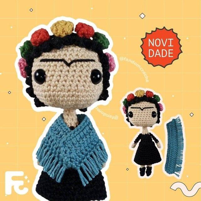 Amigurumis para presente (Bonecas em crochê) - Foto 2