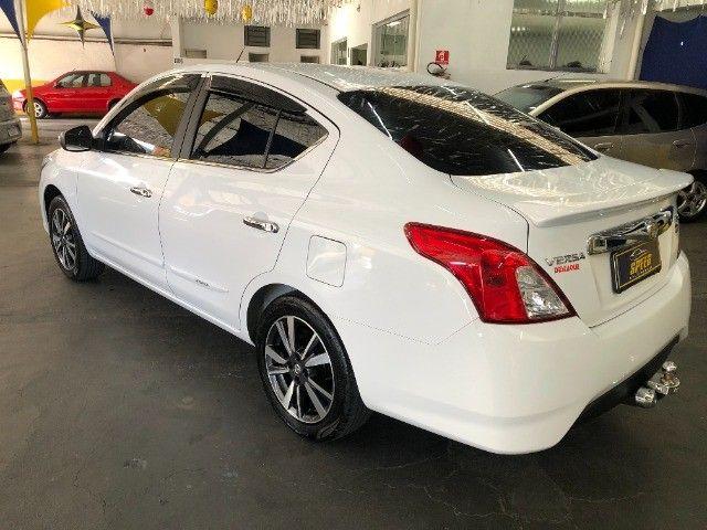 Nissan Versa 1.6 SL 2020 Automático   - Foto 3