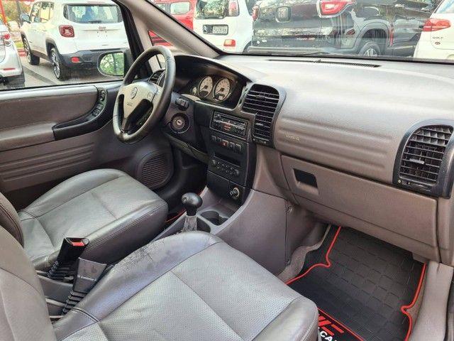 ZAFIRA 2006/2006 2.0 MPFI ELITE 8V FLEX 4P AUTOMÁTICO - Foto 16