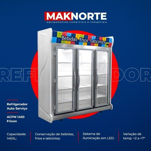 Refrigerador Expositor AutoServico Fricon - Foto 6