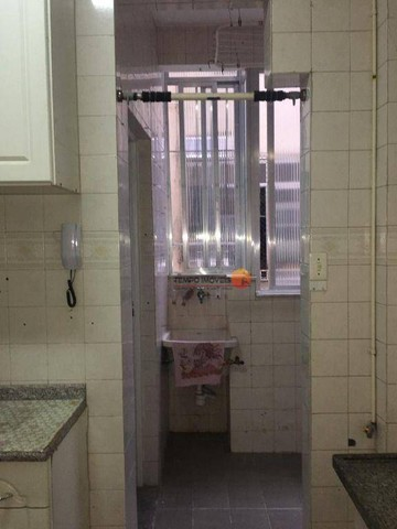 Apartamento com 1 dormitório para alugar, 60 m² por R$ 1.200,00/mês - Icaraí - Niterói/RJ - Foto 8