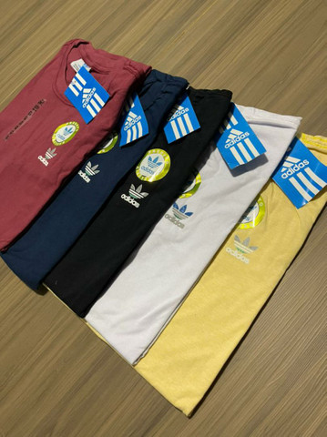 Camisa Masculino Nike e Adidas  - Foto 4