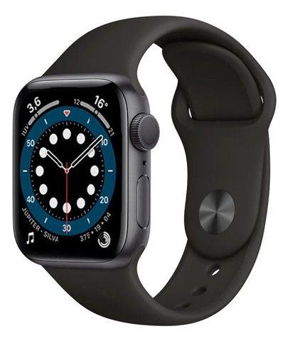 Smartwatch Iwo 13 W56 Relógio Inteligente Série 6 44mm IWO + Brindes - Foto 3
