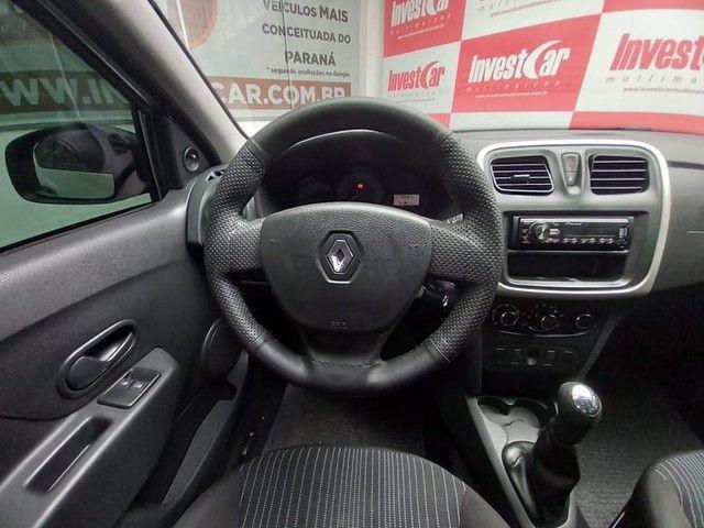 Renault SANDERO EXPRESSION 1.0 16V  - Foto 14