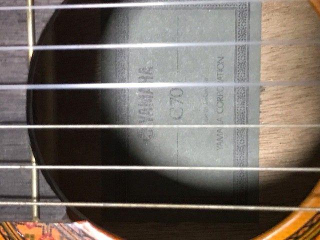 Violão Yamaha C70 - Foto 3