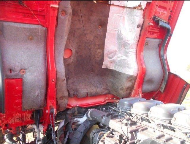 Scania P310 bitruck com carroceria e contrato de serviço(Lucas do Rio Verde) - Foto 7