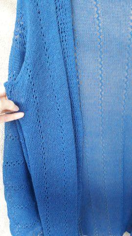 Cardigan de tricot. Tamanho M  - Foto 6