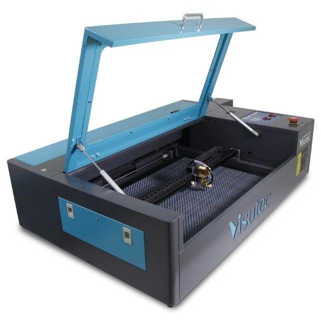 Máquina Router Corte e Gravação a Laser 60x40cm - Foto 4